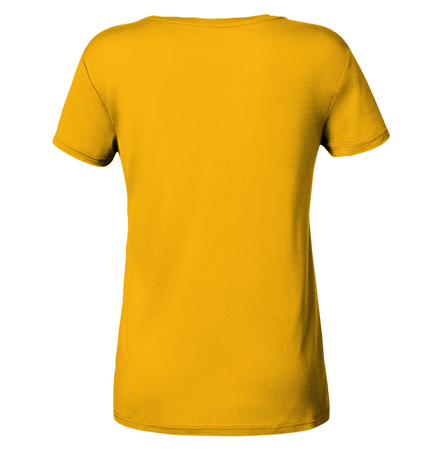 Discgolf - Ladies Organic Shirt