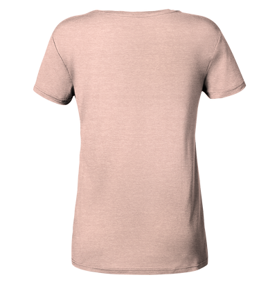 Vanlife - Ladies Organic Shirt Meliert