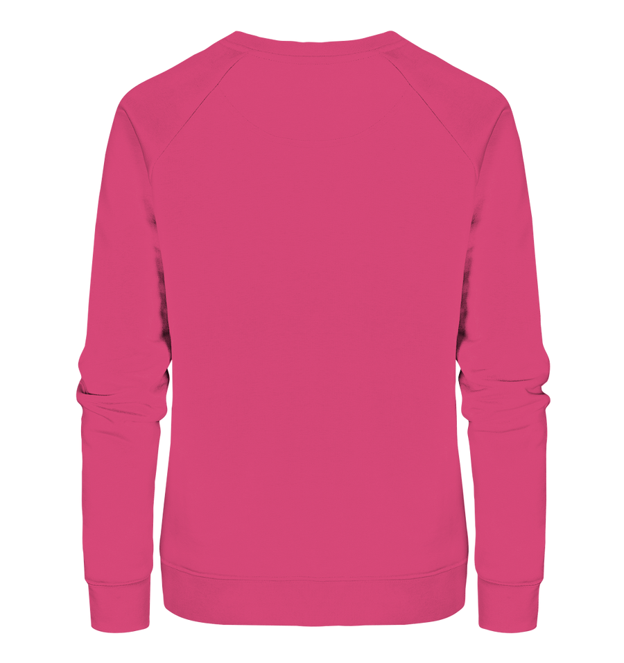 Take a break - Hängematte - Ladies Organic Sweatshirt