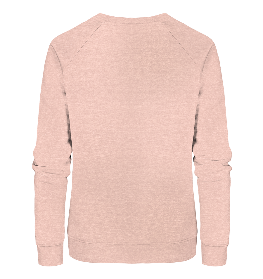 Circle Of Freedom - Ladies Organic Sweatshirt