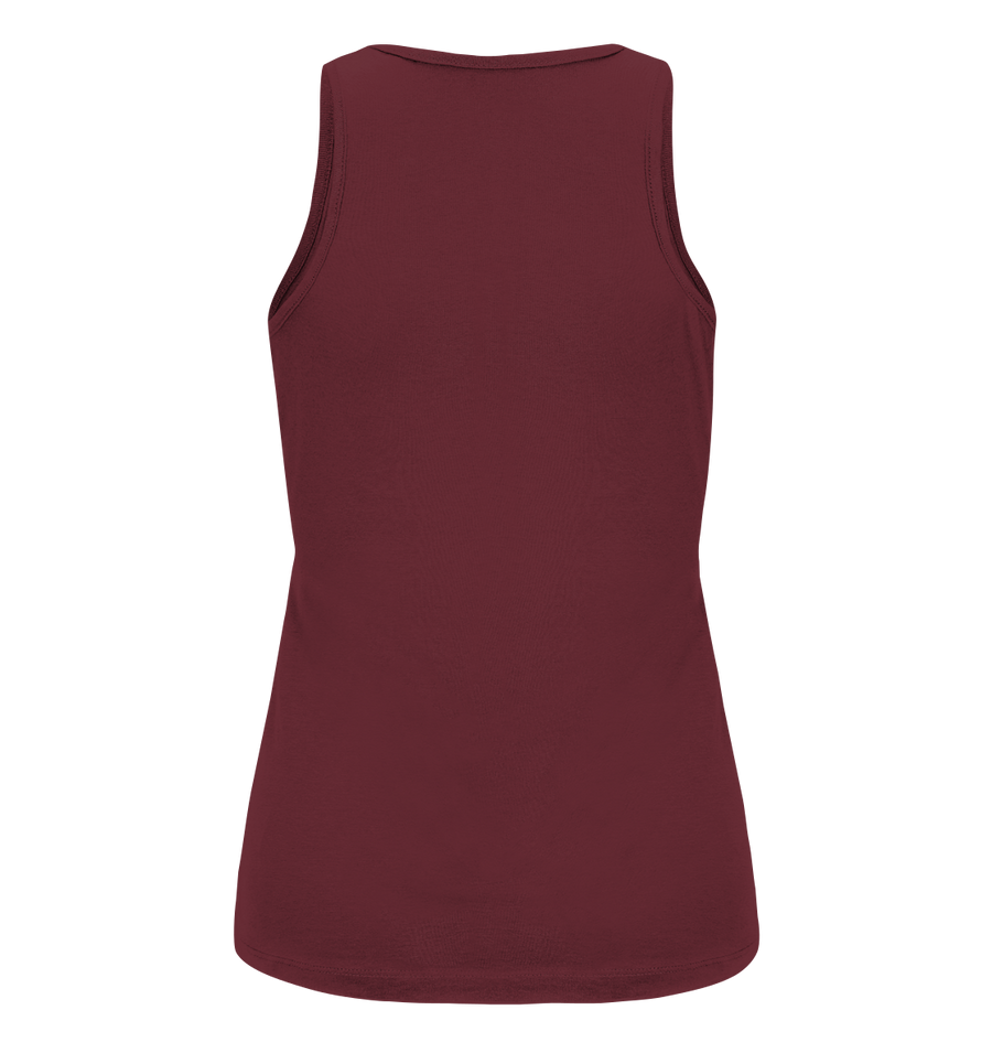 Yes, 100 km - Ladies Organic Tank Top