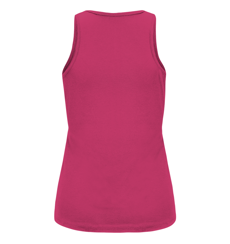 Ride More Worry Less - Ladies Organic Tank Top
