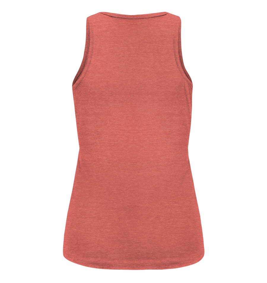 0% Emission 100% Emotion - Ladies Organic Tank Top