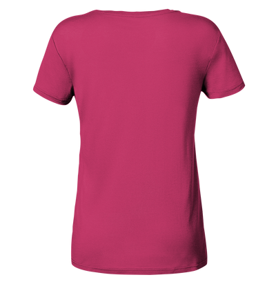 Steinbock - Ladies Organic V-Neck Shirt