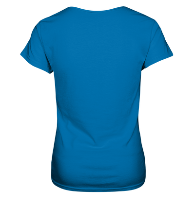 Spuren im Schnee - Ladies Premium Shirt