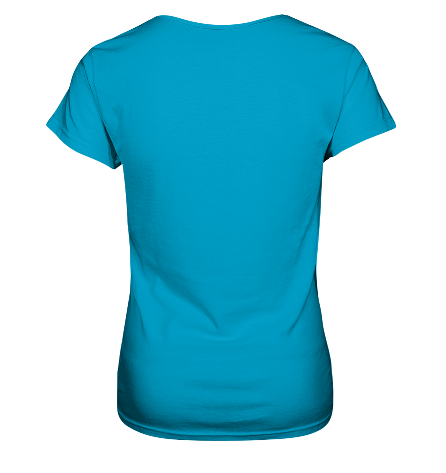 Vanlife & Kitesurfen - Ladies Premium Shirt
