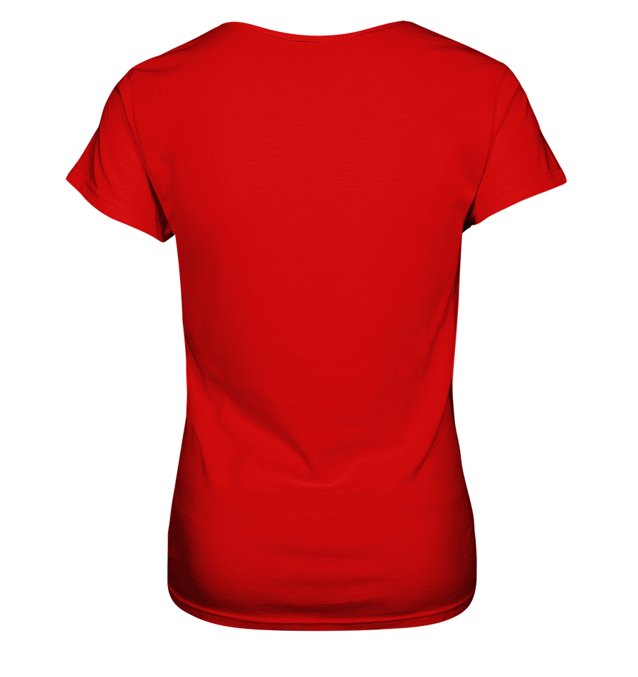 0% Emission 100% Emotion - Ladies Premium Shirt
