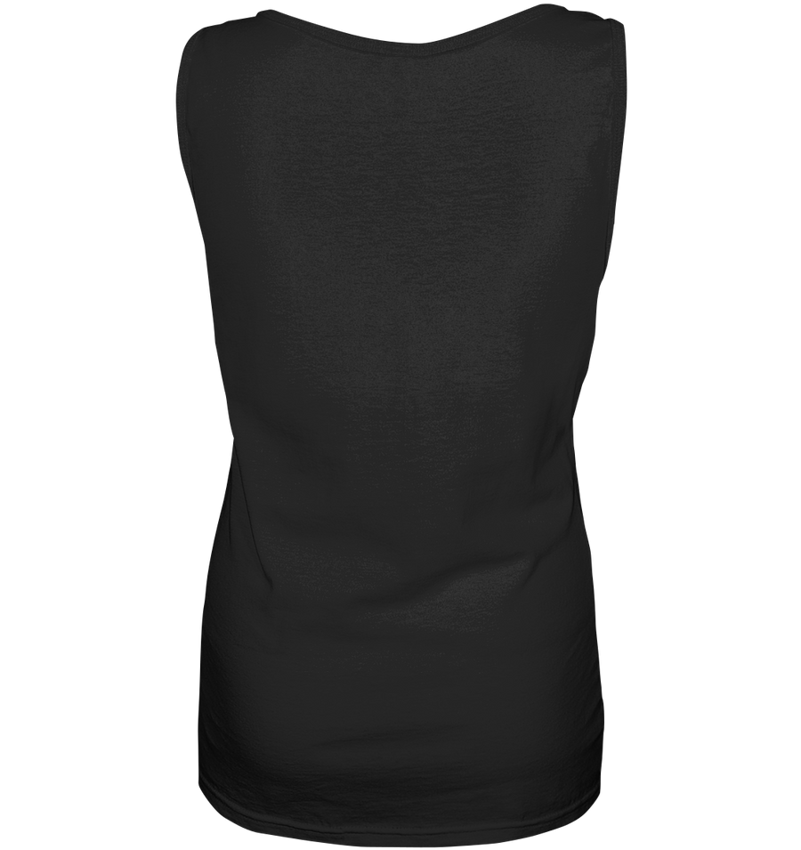 Ja, 600 km - Ladies Tank Top