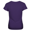 Ja, 600 km - Ladies V-Neck Shirt