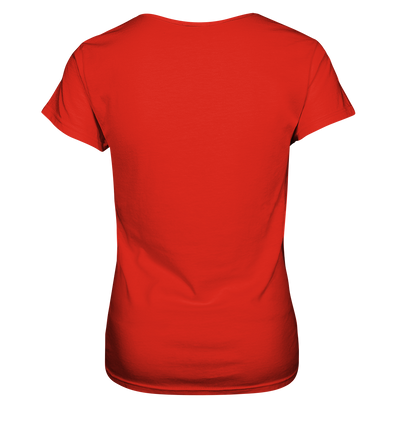 Klettern - Ladies V-Neck Shirt