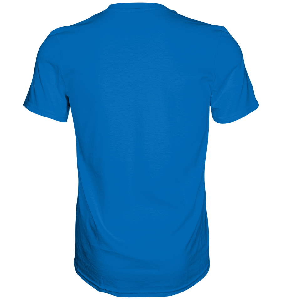 0% Emission 100% Emotion - Mens V-Neck Shirt
