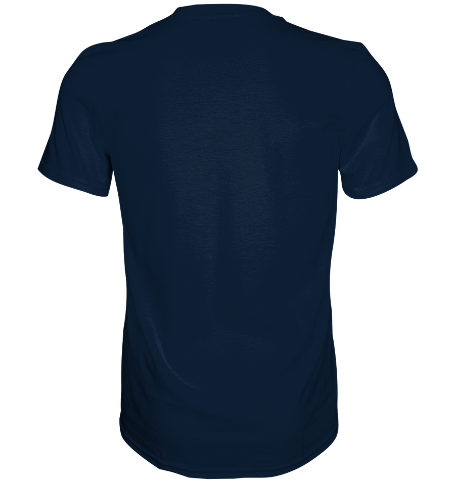 Wave - Mens V-Neck Shirt