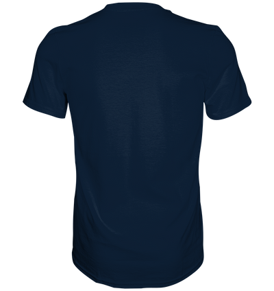 Eat. Sleep. Powdern. Repeat. - Mens V-Neck Shirt