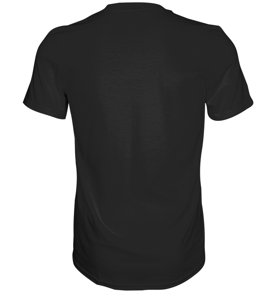 Yoga Aussicht - Mens V-Neck Shirt