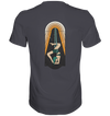 Aerial Yoga - Mens V-Neck Shirt