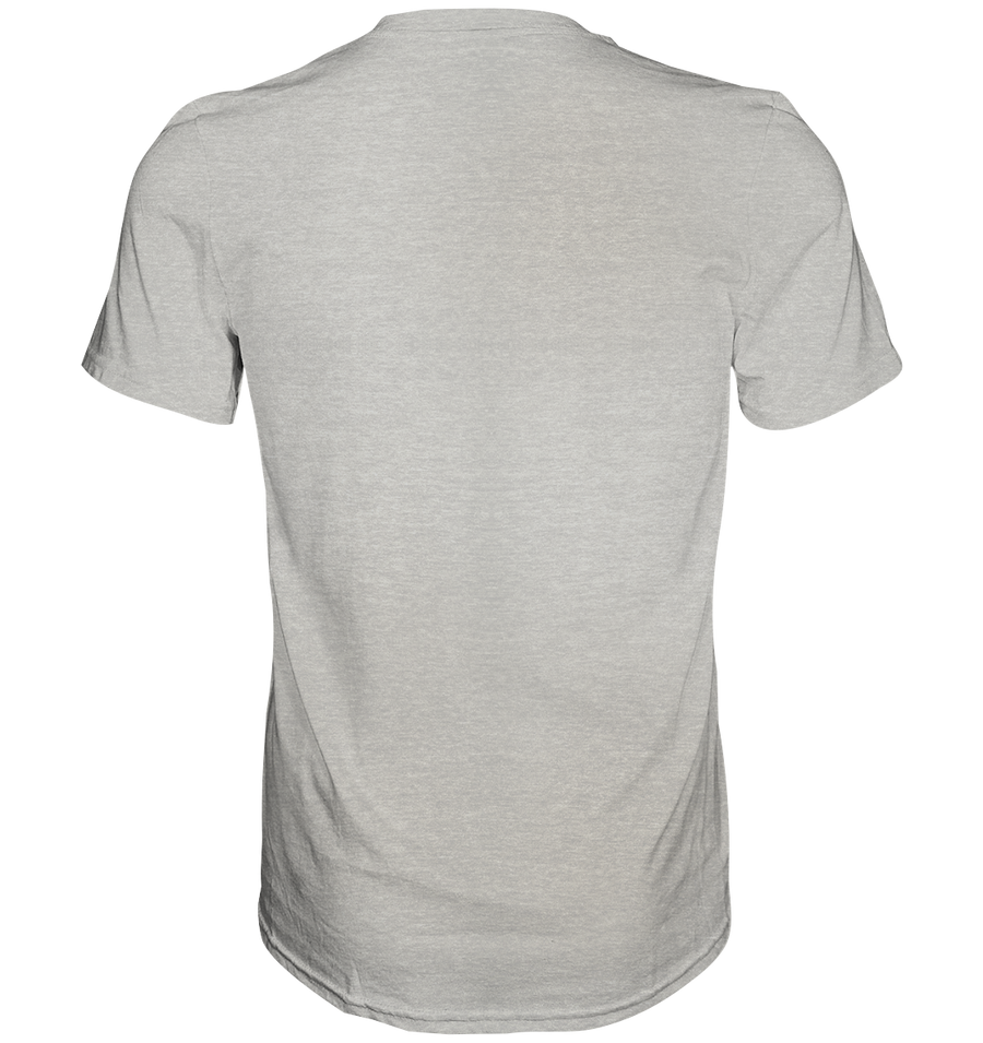 Just Smile - Mens V-Neck Shirt