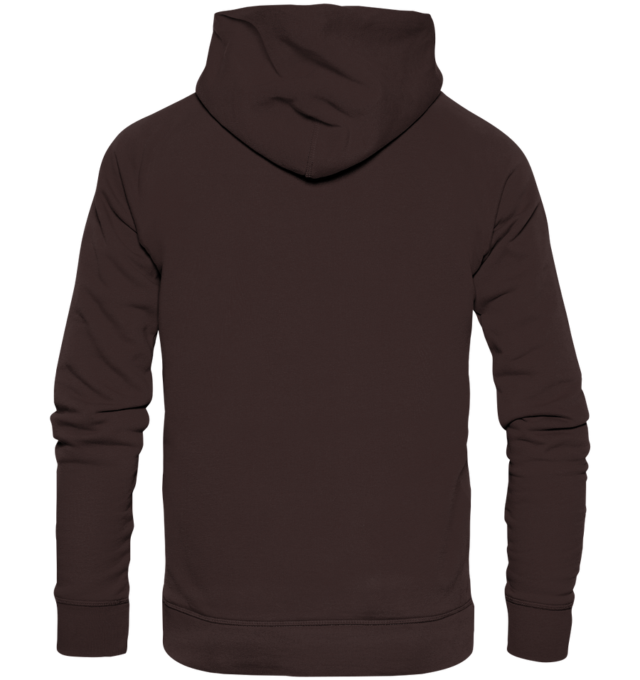 Think Different - Organic Hoodie