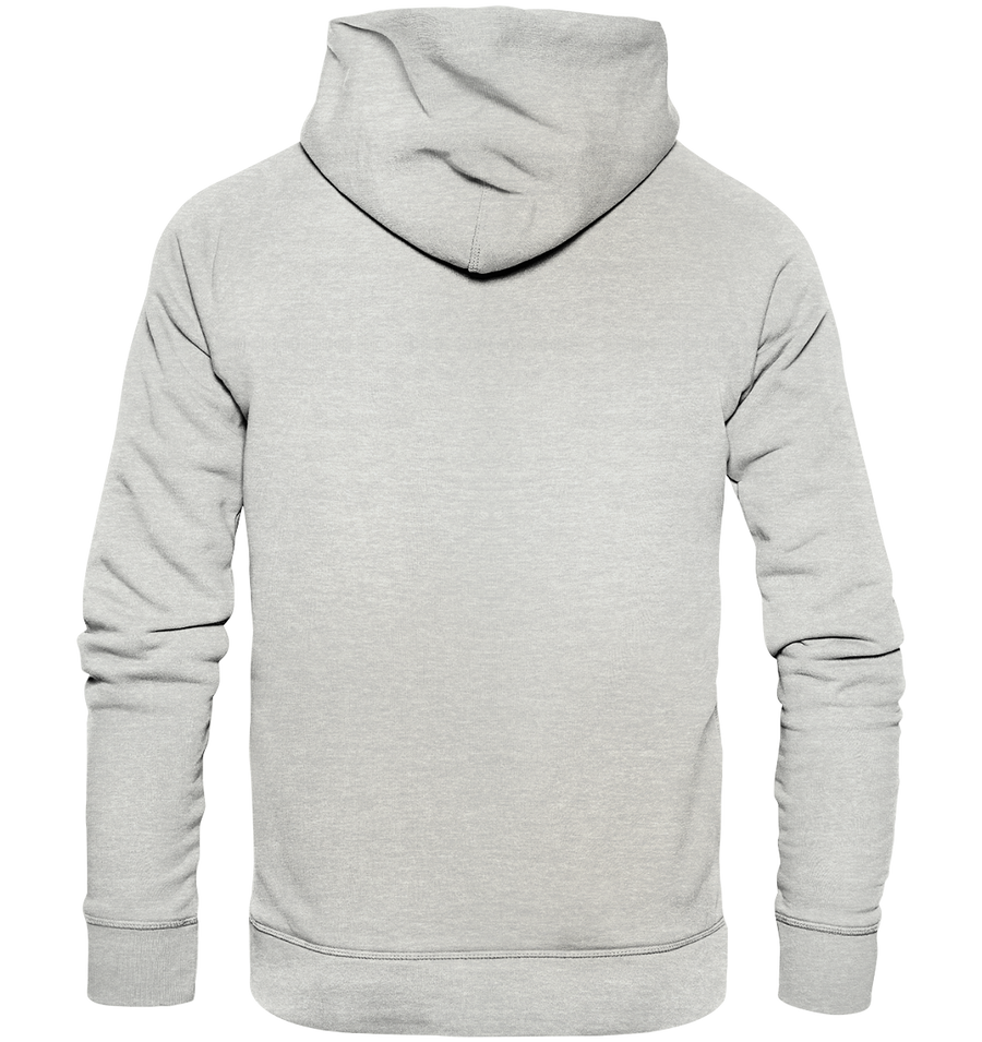 0% Emission 100% Emotion - Organic Hoodie - Sale