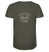 Yoga Lotus - Organic Shirt