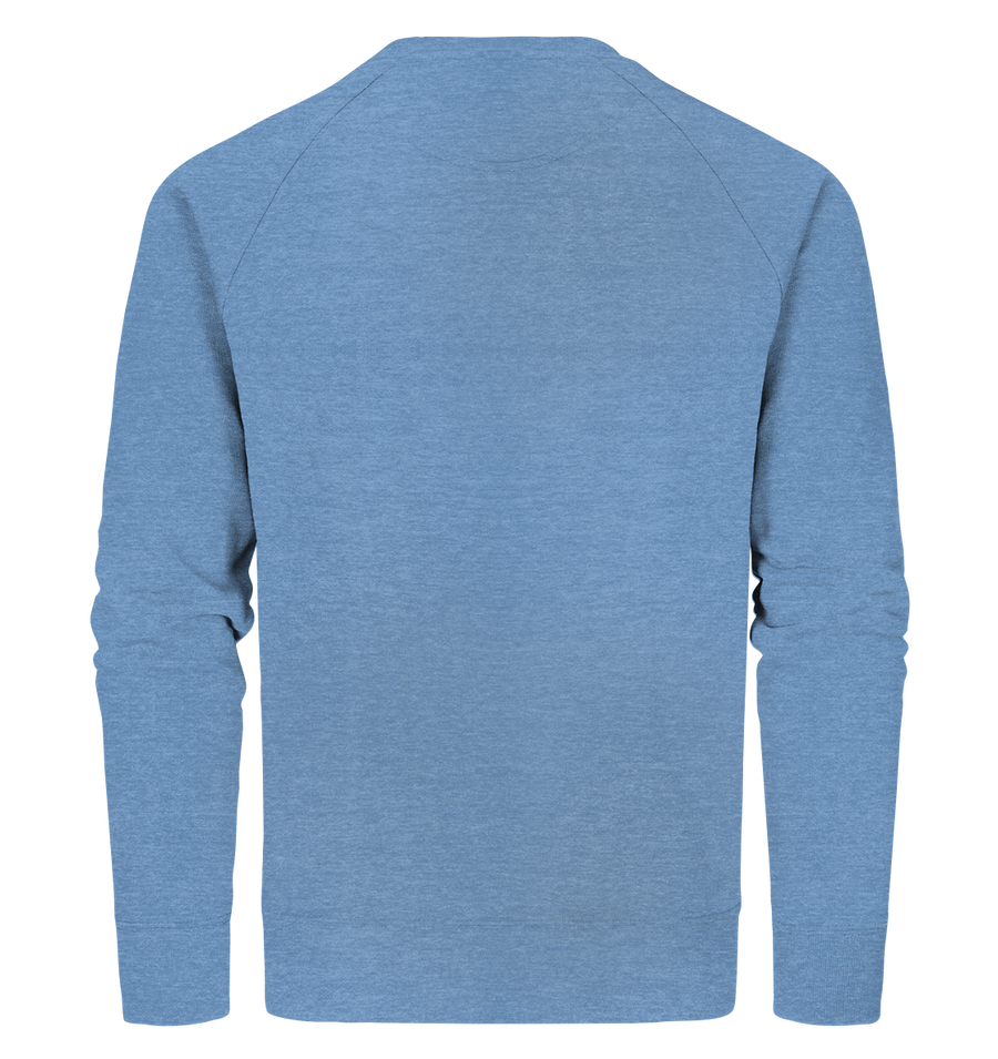 Herzschlag Stand Up Paddle - Organic Sweatshirt