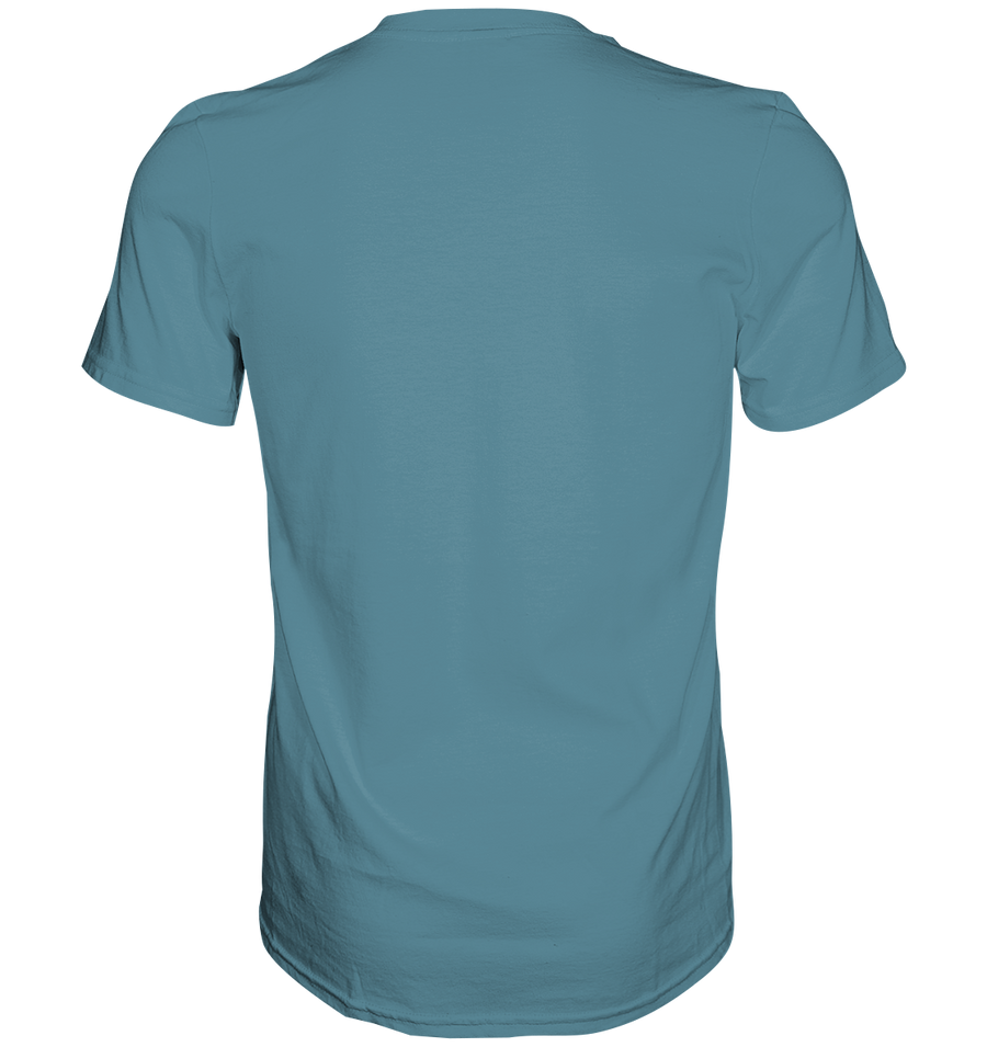 Herzschlag Stand Up Paddle - Premium Shirt