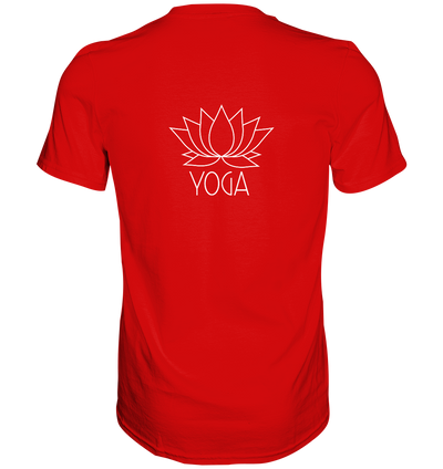 Yoga Lotus - Premium Shirt