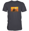 The Road has no End - Mens V-Neck Shirt