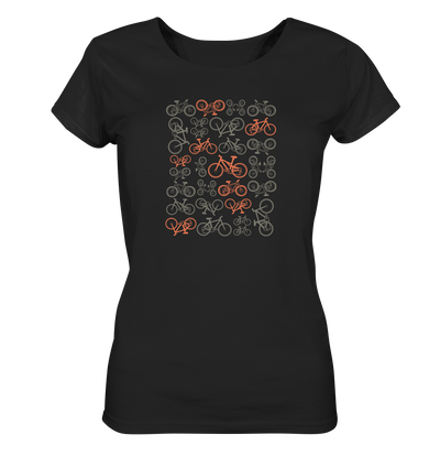 Mountainbikes - Ladies Organic Shirt