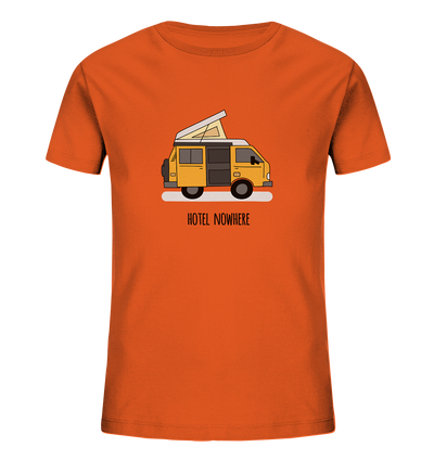 Hotel Nowhere - Kids Organic Shirt
