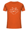 Ride More Worry Less - Kids Organic Shirt
