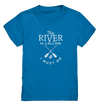 The River is Calling - Kids Premium Shirt
