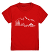 Keep it Simple - Mountainbike - Kids Premium Shirt