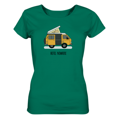 Hotel Nowhere - Ladies Organic Shirt