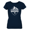 Powder is Calling - Ladies Organic Shirt