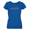 Meditate - Ladies Organic Shirt