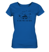Do What Makes You Happy - Surfen - Ladies Organic Shirt