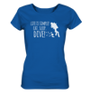 Eat. Sleep. Dive - Ladies Organic Shirt