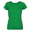 Inline Skaten - Ladies Organic Shirt