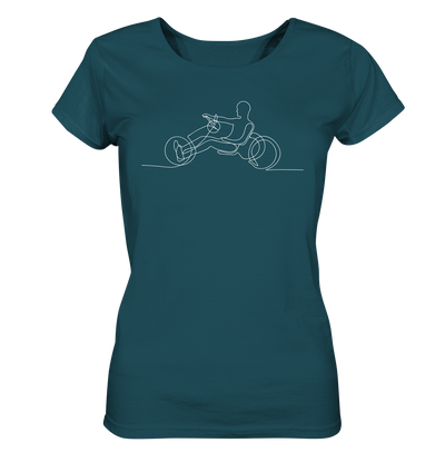 Handbike - Ladies Organic Shirt