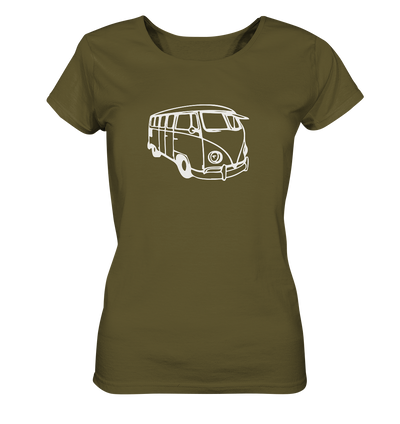Vanlife - Ladies Organic Shirt