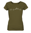 Herzschlag Trail Running - Ladies Organic Shirt