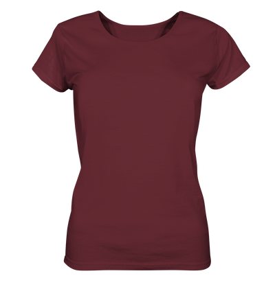Chalk up - Ladies Organic Shirt