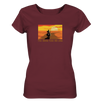 The Road has no End - Ladies Organic Shirt