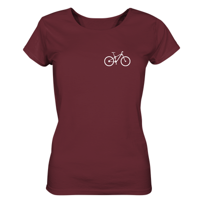 Mountainbike - Ladies Organic Shirt