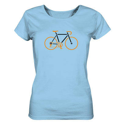 Rennrad - Ladies Organic Shirt