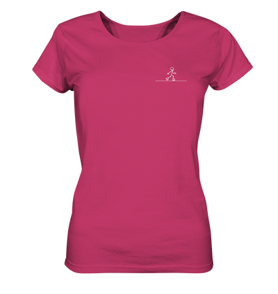 Roller Skaten - Ladies Organic Shirt