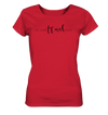 Eat. Sleep. Travel. Repeat. - Ladies Organic Shirt