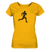 Runner Man Pain - Ladies Organic Shirt