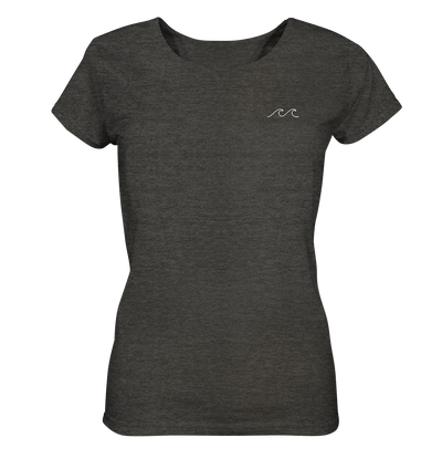 Wave - Ladies Organic Shirt Meliert