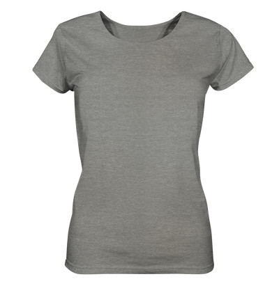 Winterkompass - Ladies Organic Shirt Meliert